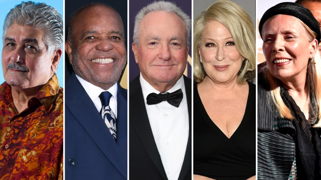Kennedy Center Honors to Fete Joni Mitchell, Bette Midler, Lorne Michaels, Justino Díaz and Berry Gordy.jpg