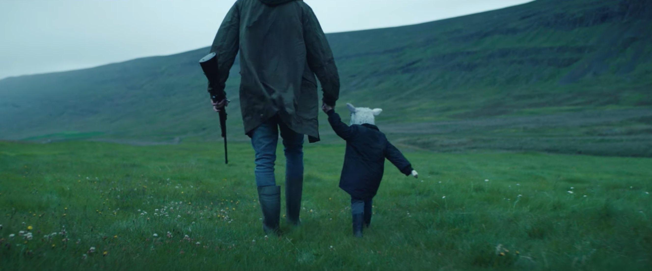 Lamb' Trailer Reveals Half-Lamb, Half-Human Baby - Variety