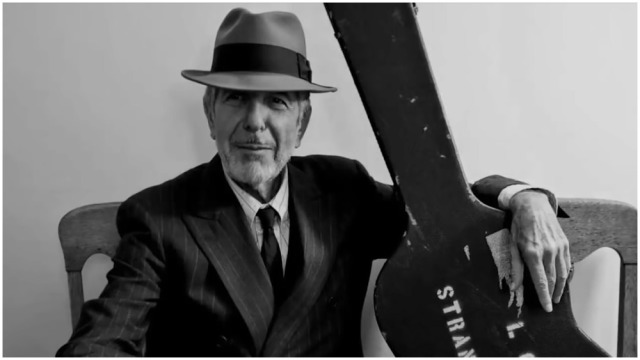 'Hallelujah: Leonard Cohen, A Journey, A Song' Snapped Up for Global Sales by Dogwoof (EXCLUSIVE).jpg