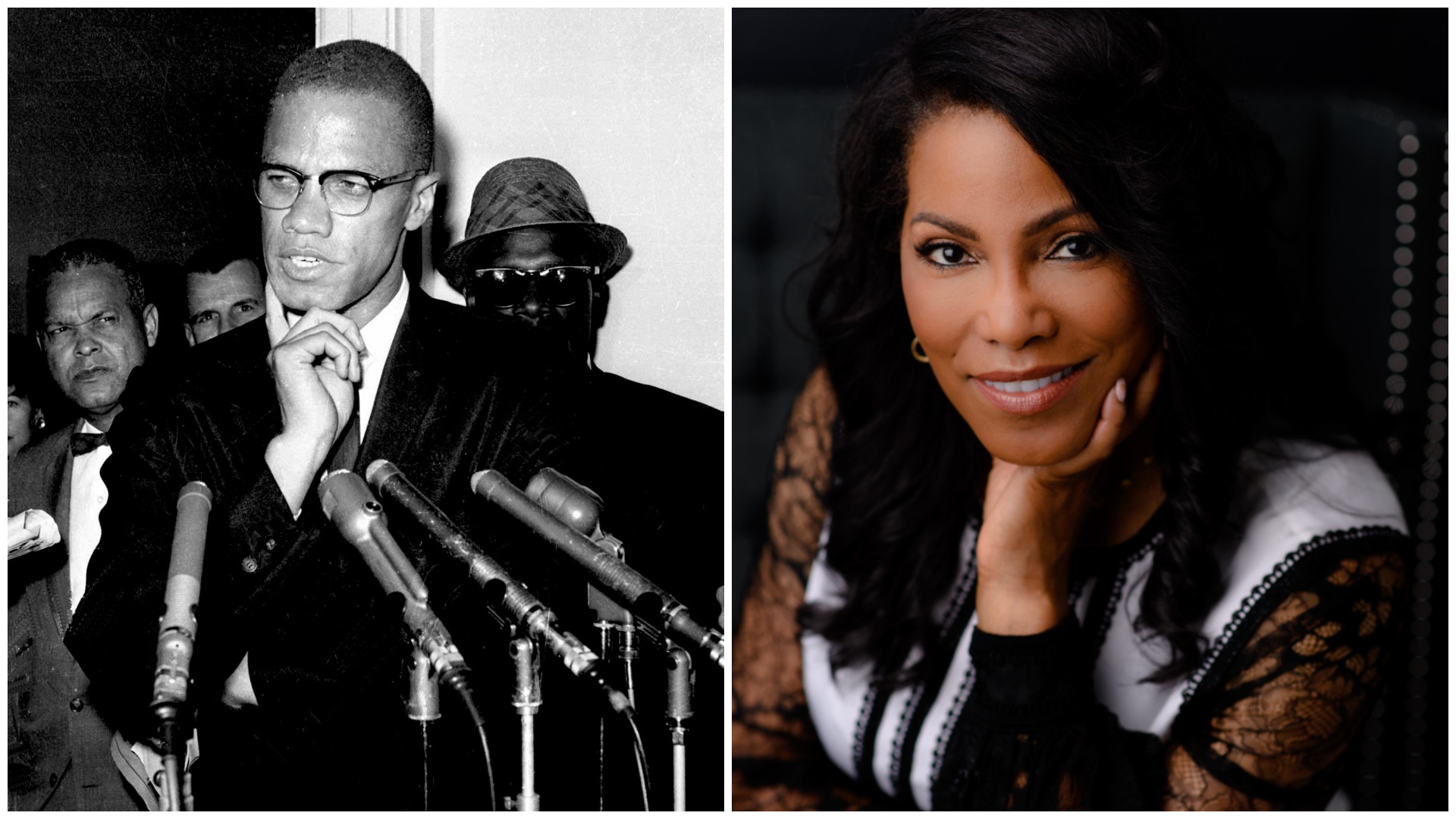 Malcolm X TV Series in the Works from Activist's Daughter Ilyasah Shabazz