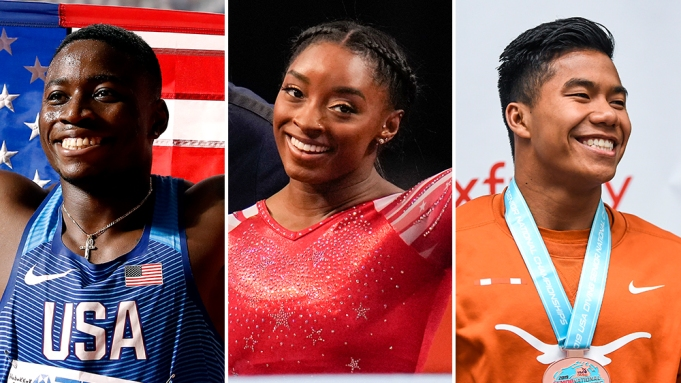Olympians to Watch