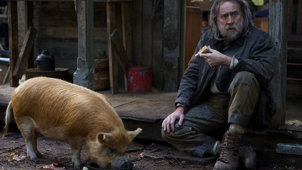 Nicolas Cage's 'Pig' to Get Digital Release in August