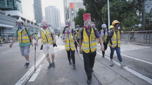 Director of Controversial Cannes Documentary 'Revolution of Our Times' Sells Off Rights to Hong Kong Protests Film.jpg