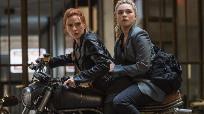 Scarlett Johansson as Black Widow/Natasha Romanoff