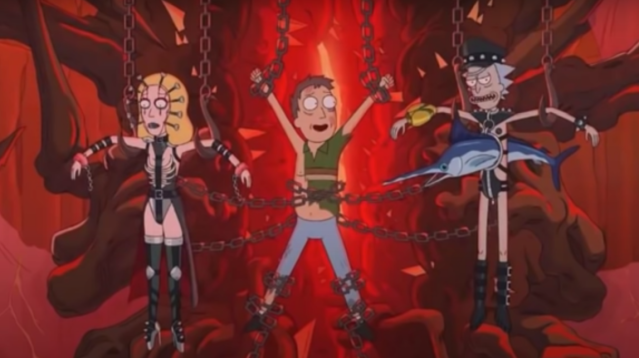 'Rick and Morty' Comes of Age and Raises a Little Hell With Two Adventures in 'Amortycan Grickffiti'.jpg