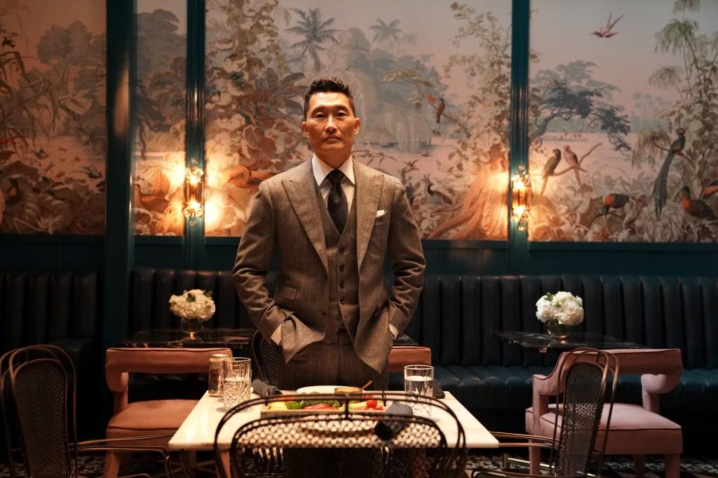 The Premise — Pictured: Daniel Dae Kim as Daniel Jung. CR: Alyssa Moran/FX
