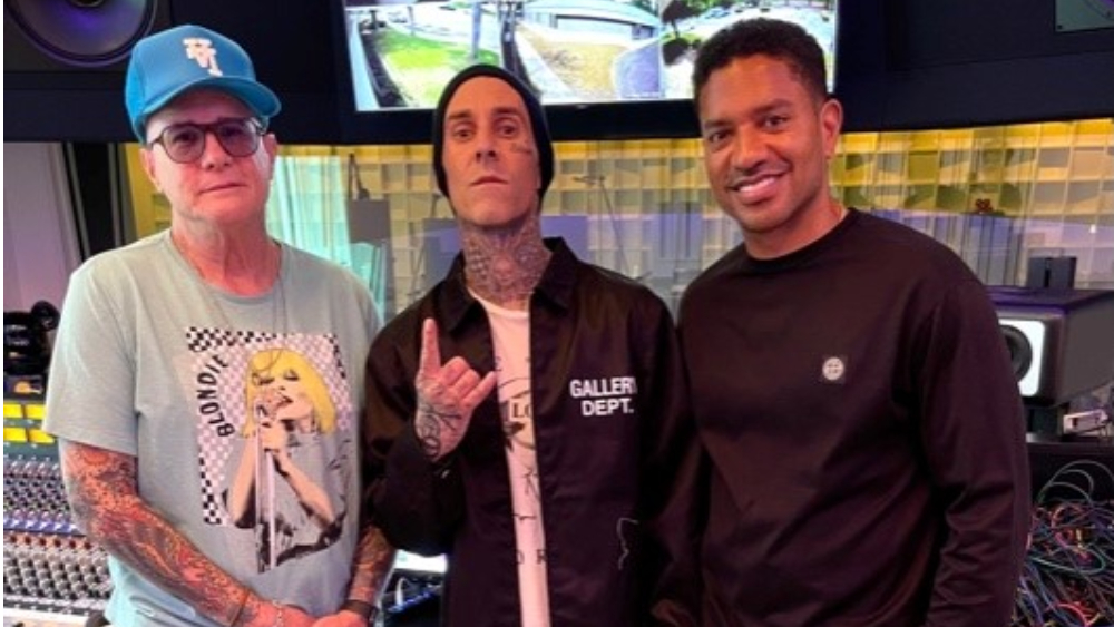 variety.com - Jem Aswad - Music Industry Moves: Blink-182's Travis Barker Signs With Warner Chappell Publishing