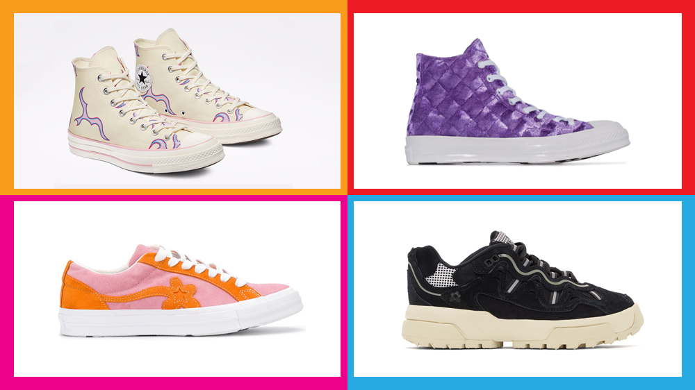 Tyler, the Creator's Best Converse Collabs: How and Where to Buy ...