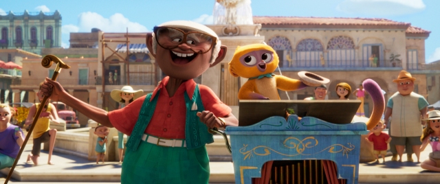 'Vivo' Review: Good Luck Getting the Tunes in This Peppy Lin-Manuel Miranda Toon out of Your Head.jpg