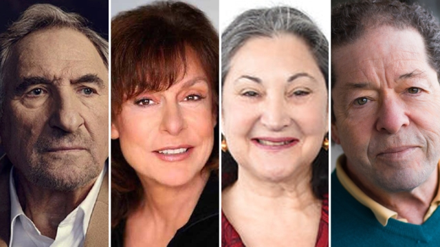 Steven Spielberg Casts Judd Hirsch, Jeannie Berlin, Robin Bartlett and Jonathan Hadary in Film Based on His Childhood (EXCLUSIVE).jpg