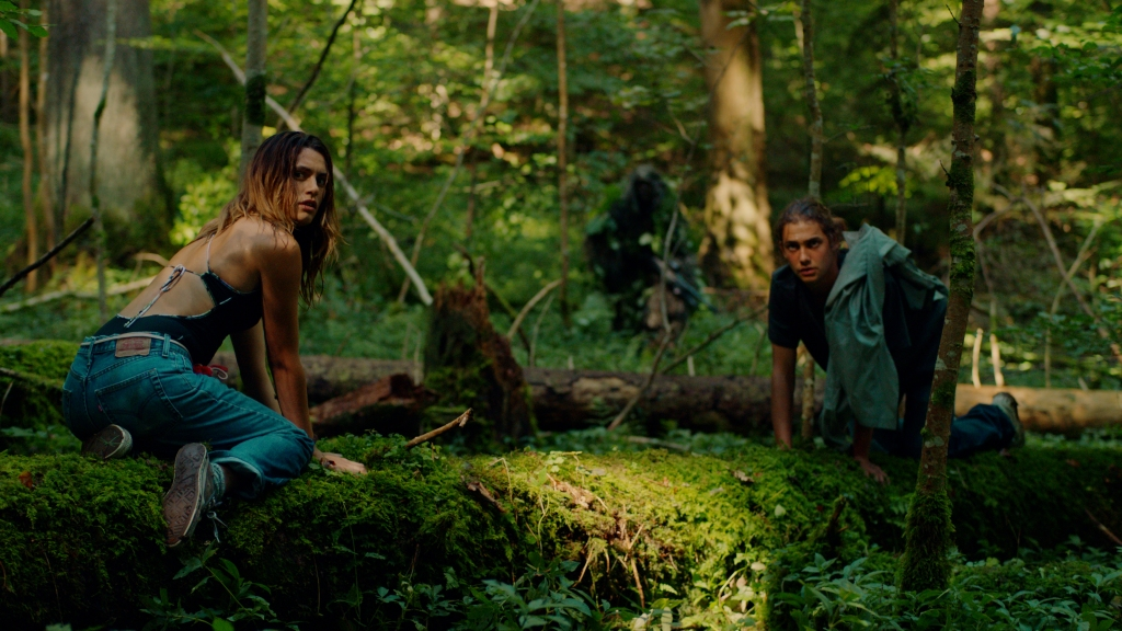 "Ella Rumpf and Pablo Caprez in Lorenz Merz's Locarno feature ""Soul of a Beast"""