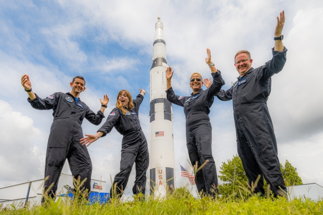 Netflix Docuseries From 'The Last Dance' Filmmakers Will Chronicle First All-Civilian Space Mission to Orbit Earth.jpg