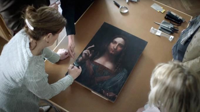 Lost Leonardo Salvatore Mundi