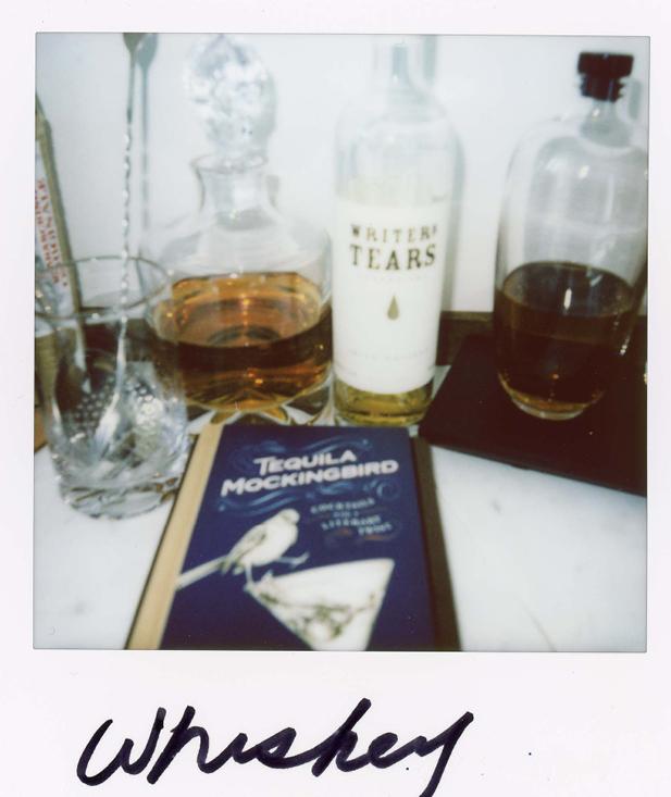 Misha Green Writers Room Whiskey