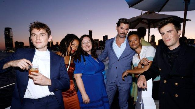 Amazon Celebrates 'Modern Love' Season 2 Premiere With Yacht Party in New York Harbor.jpg