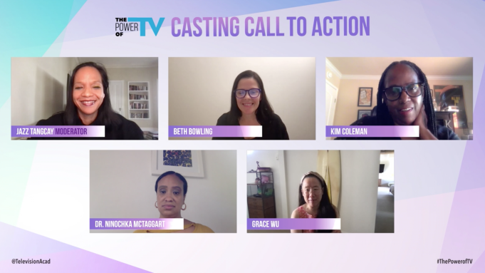 The Power of TV: Casting Call
