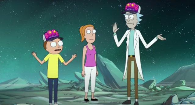 'Rick and Morty' Mixes 'Goodfellas' With Anime in 'Gotron Jerrysis Rickvangelion'.jpg