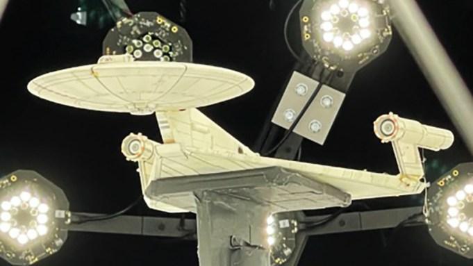Starship Enterprise Replica