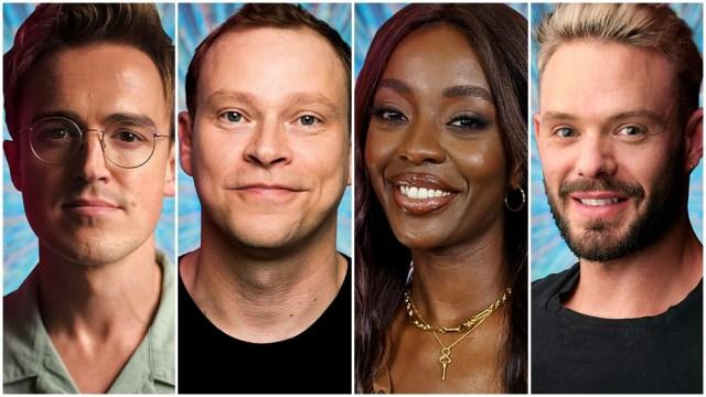 'Strictly Come Dancing': 'Peep Show's' Robert Webb, Presenter AJ Odudu, McFly Singer Tom Fletcher, 'Bake-Off' Winner John Whaite Join Lineup.jpg