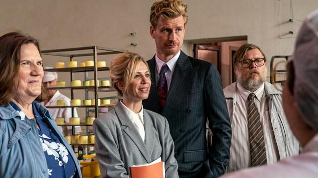 LevelK Boards Danish 'Cake Dynasty,' Toplining 'Riders of Justice's' Nicolas Bro (EXCLUSIVE).jpg