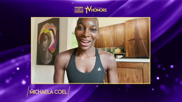 Michaela Coel, Norman Lear and Steve McQueen Accept Special Awards at 2021 AAFCA TV Honors.jpg
