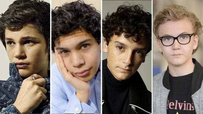 Gabriel Bateman, Gustavo Escobar, Nicolas Cantu
