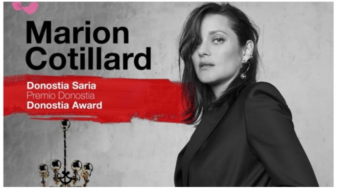 Marion Cotillard to Receive Honorary Donostia Award at San Sebastian Festival