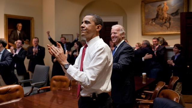 'Obama: In Pursuit of a More Perfect Union' Filmmakers on Jeremiah Wright, the Former President and Their Decision to Tune Out Political Noise.jpg