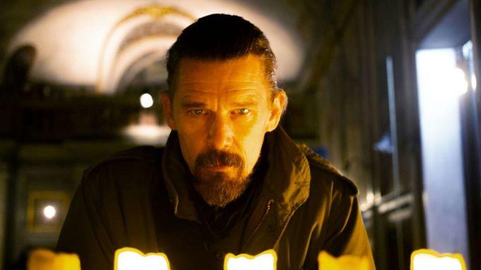 Ethan Hawke in Abel Ferrara's thriller