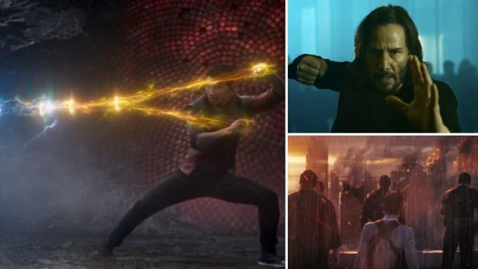 2022 Oscars Predictions - Best Visual