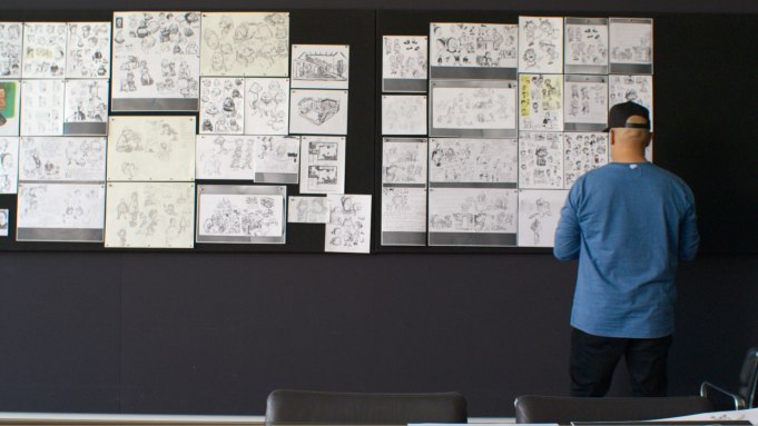 A Sparks Story Trailer Pixar Shorts