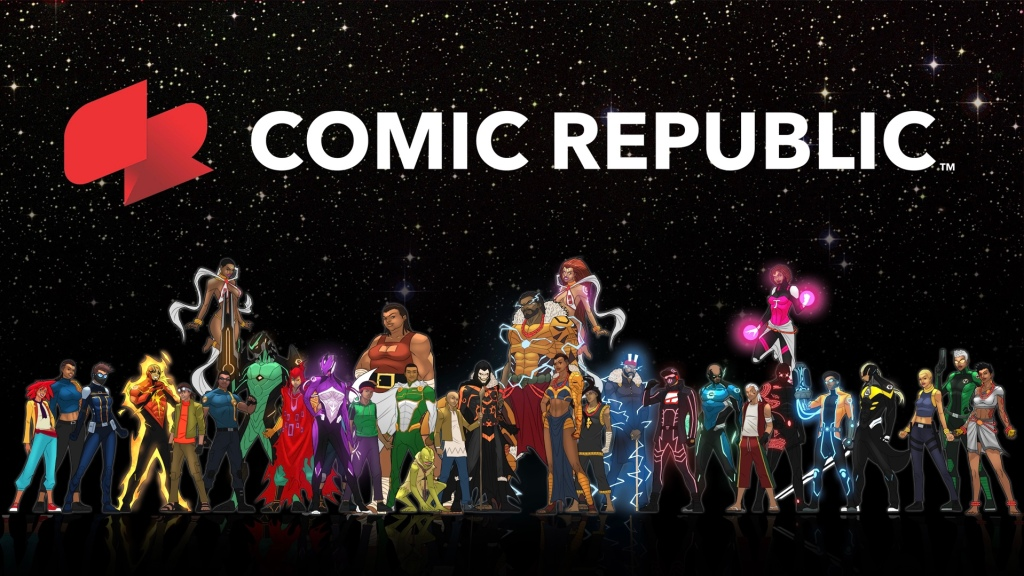 Comic Republic, Africa's Largest Superhero Franchise, Signs with CAA (EXCLUSIVE)