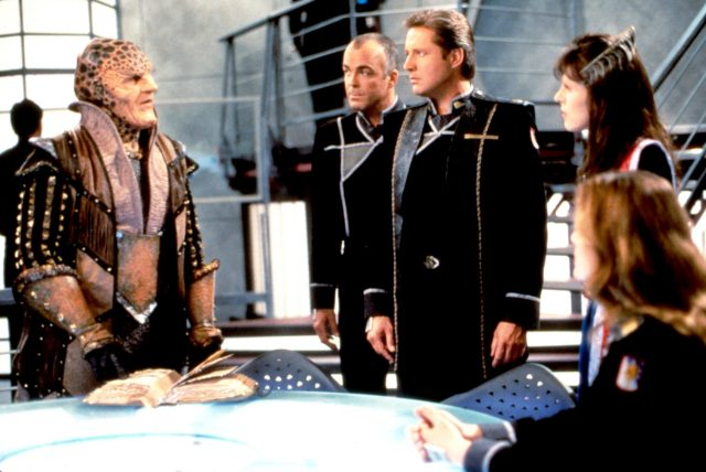'Babylon 5' Reboot in Development at The CW From Original Series Creator J. Michael Straczynski.jpg