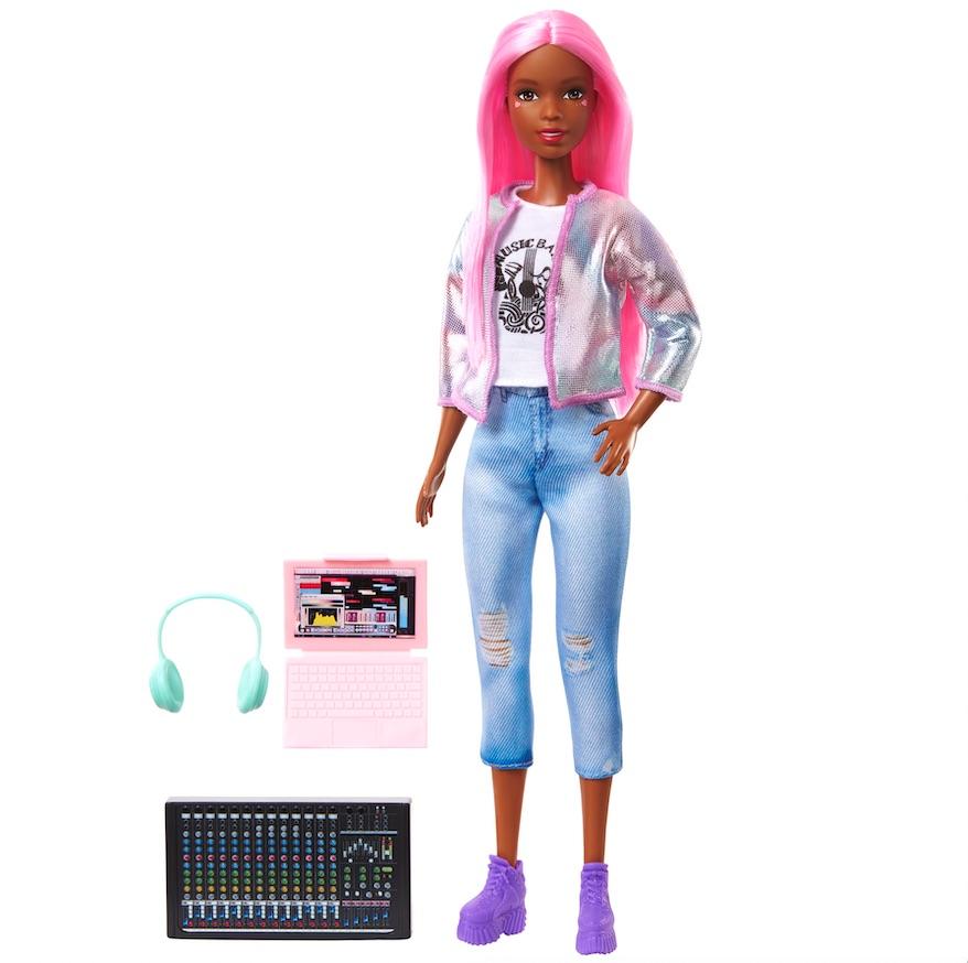 Barbie producer