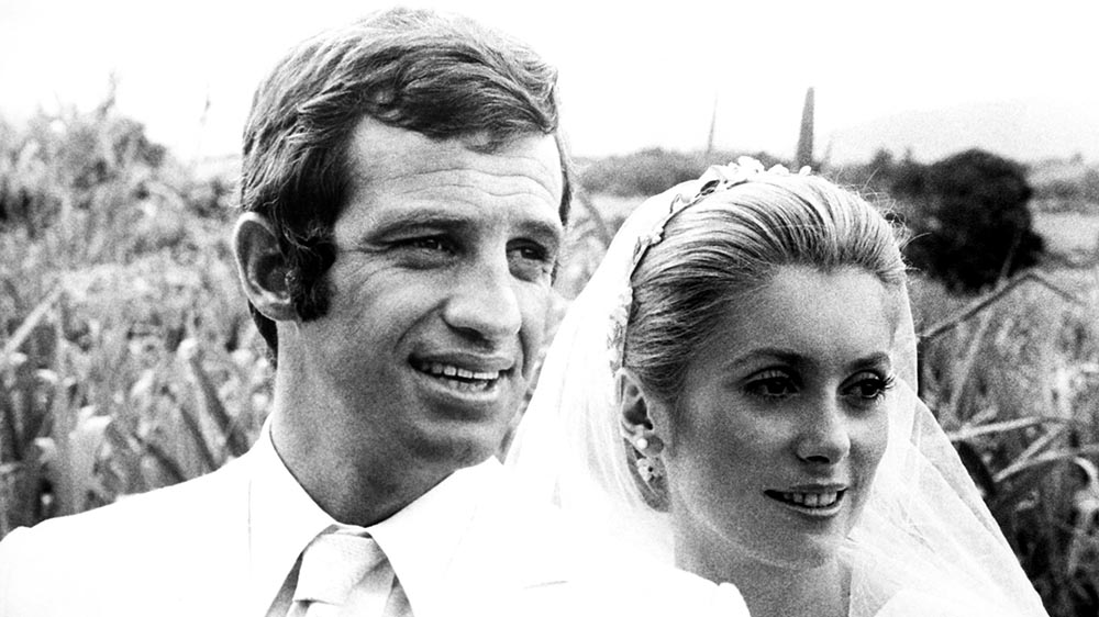 MISSISSIPPI MERMAID, (aka LA SIRENE DU MISSISSIPPI), Jean-Paul Belmondo, Catherine Deneuve, 1969