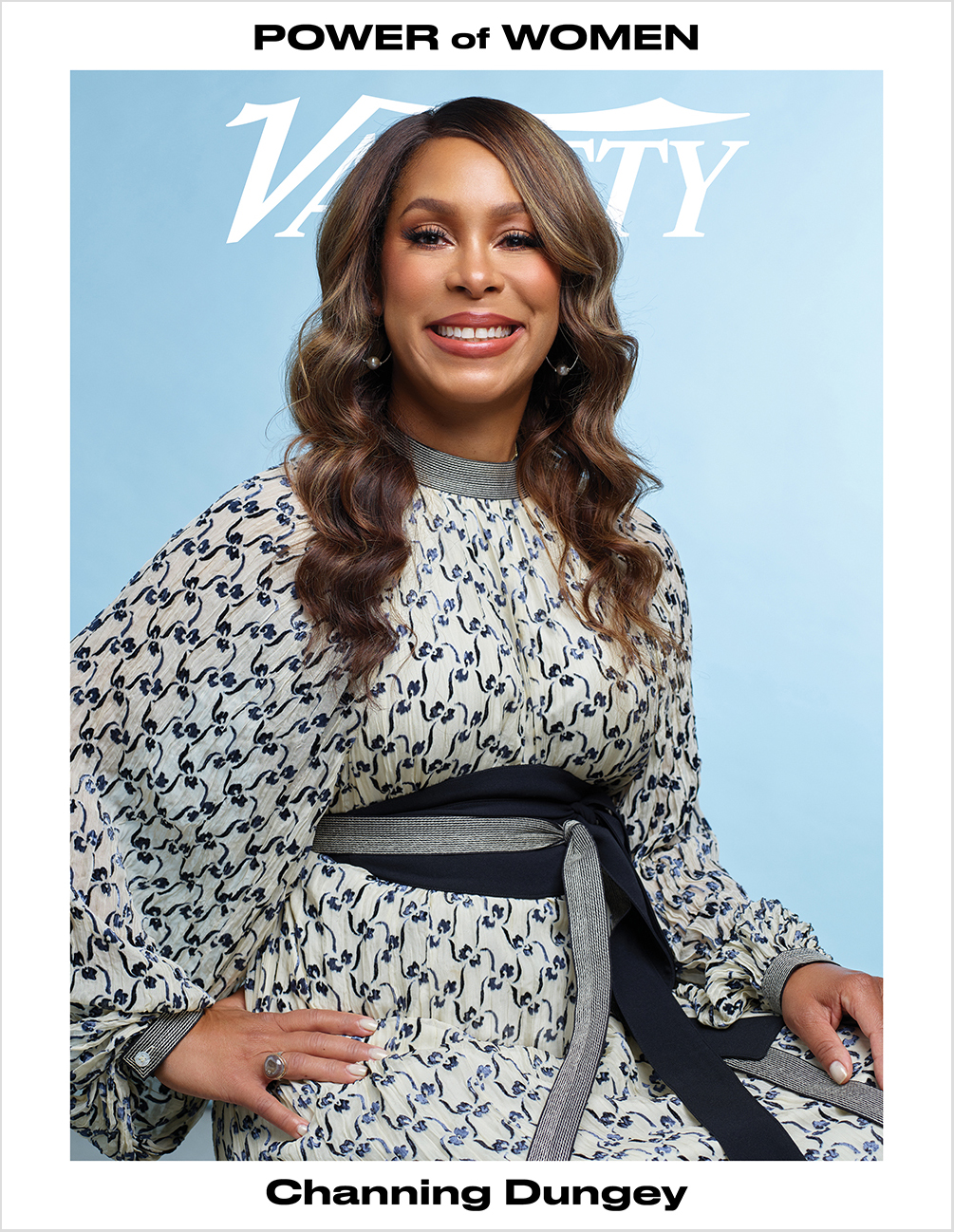 Channing Dungey Power of Women Variety