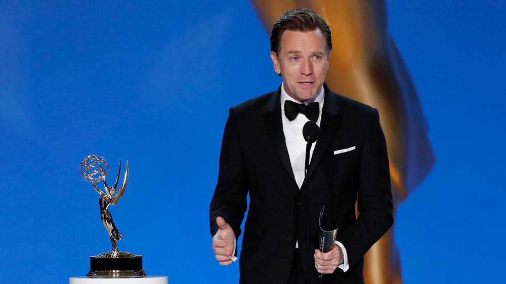 Ewan McGregor Giành giải Emmy