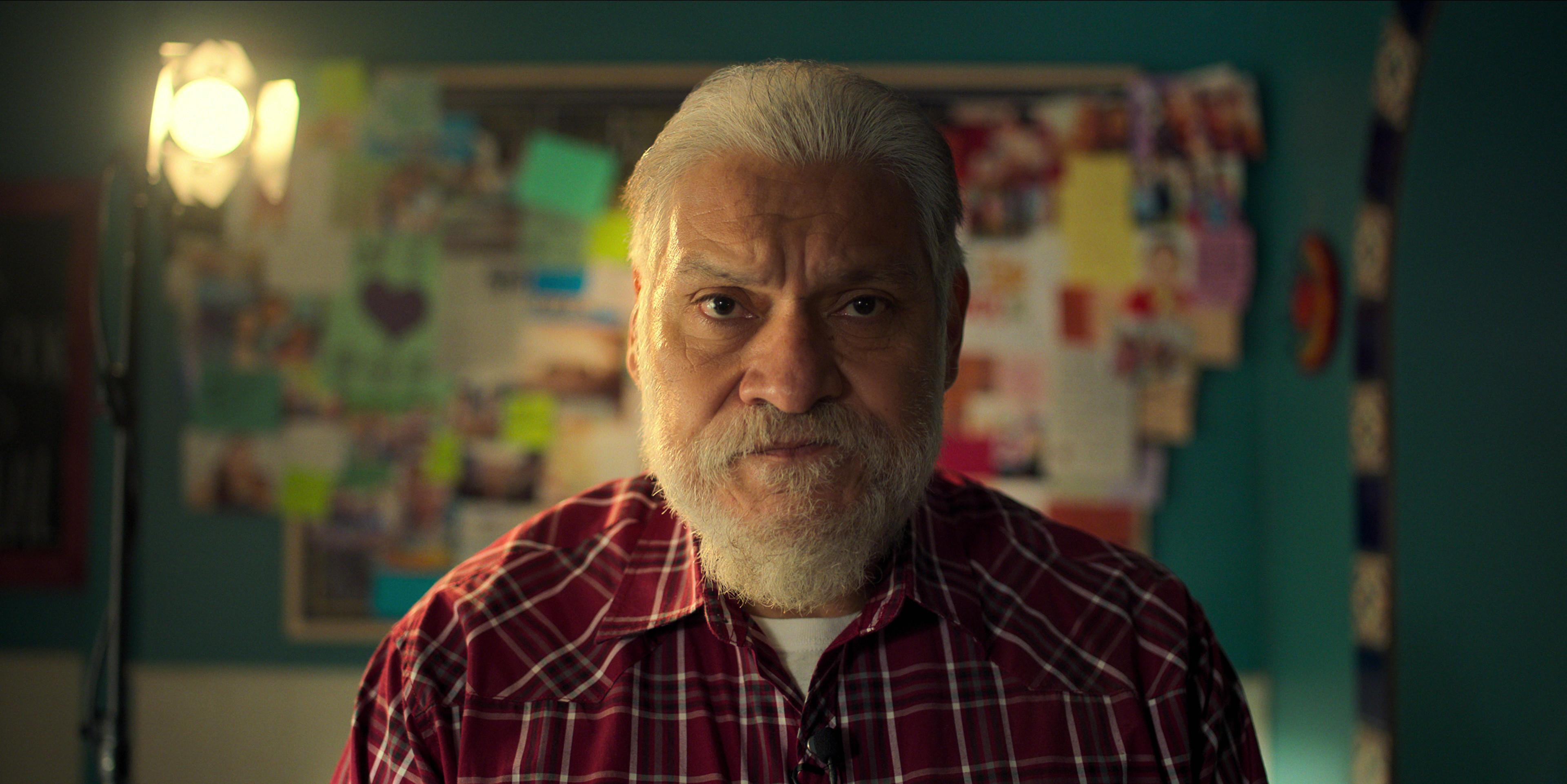 Gentefied Season 2. Joaquín Cosío as Casimiro, in Gentefied Season 2. COURTESY OF NETFLIX/Netflix © 2021