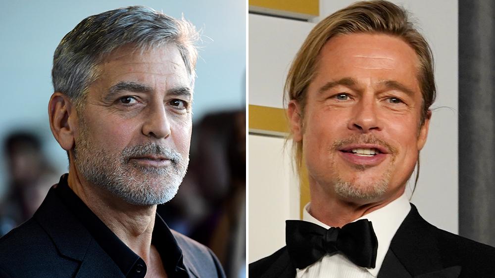 Hollywood Bidding War: Studios and Streamers Circling George Clooney, Brad Pitt, Jon Watts Film - Variety