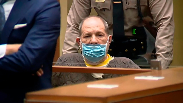 Harvey Weinstein Again Pleads Not Guilty to Rape and Sexual Assault Charges.jpg