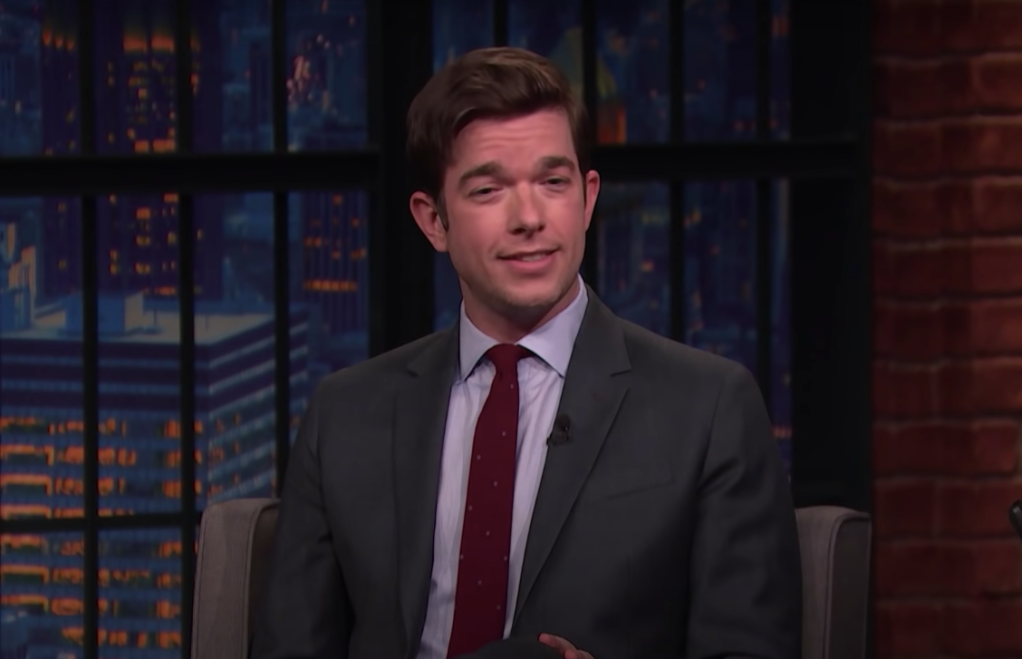 John Mulaney Gives Seth Meyers First Interview After Rehab, Thanks Him for Intervention Involvement - Variety