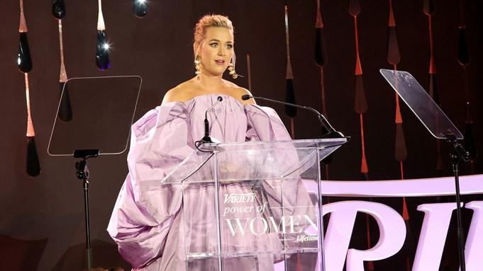 Katy Perry Power of Women Speech