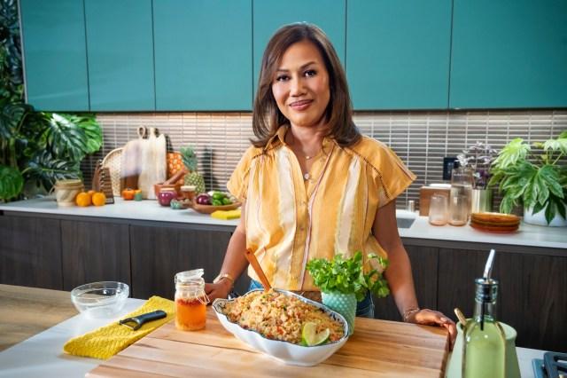 Pepper Teigen, Chrissy Teigen's Mom, Whips Up Food Network Special.jpg