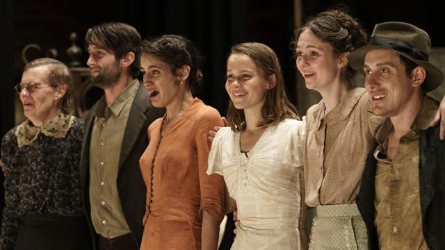 Clara Rugaard, Ferdia Walsh-Peelo Star in Rodrigo Cortes' 'Love Gets a Room,' From Nostromo (EXCLUSIVE).jpg