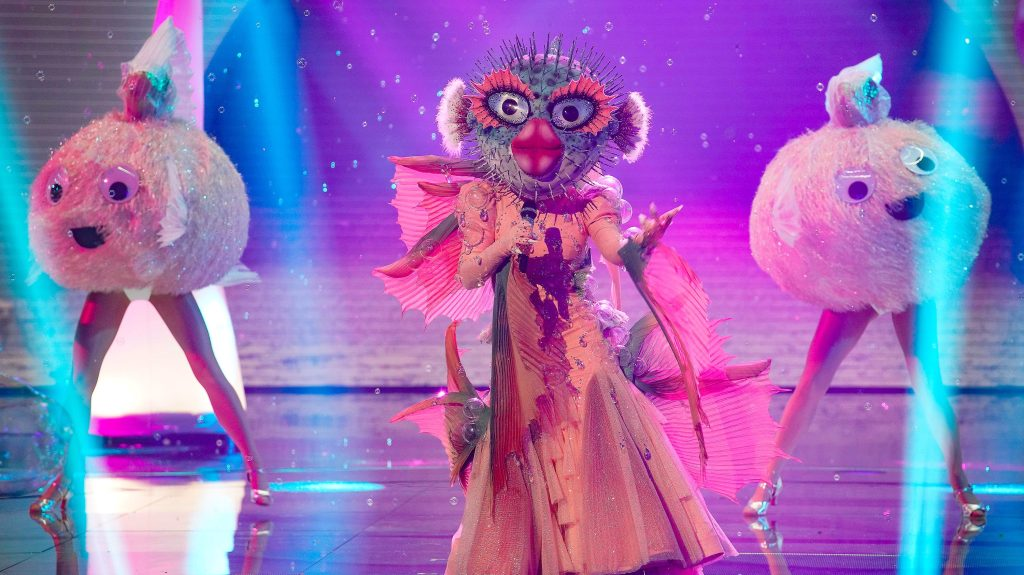 'The Masked Singer' Reveals Identities of the Pufferfish and Mother Nature: Here Are the Stars Under the Masks - Variety