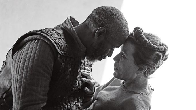 Macbeth Francis McDormand Denzel Washington