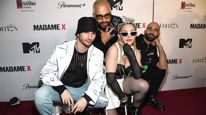 Madonna Madame X Premiere