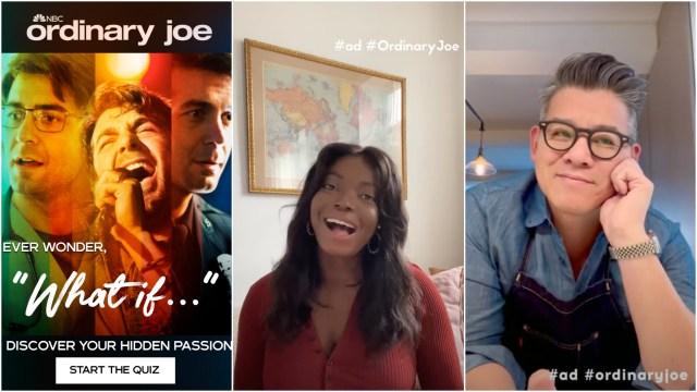 NBC Launches 'Ordinary Joe' Quiz Promo With Pinterest.jpg