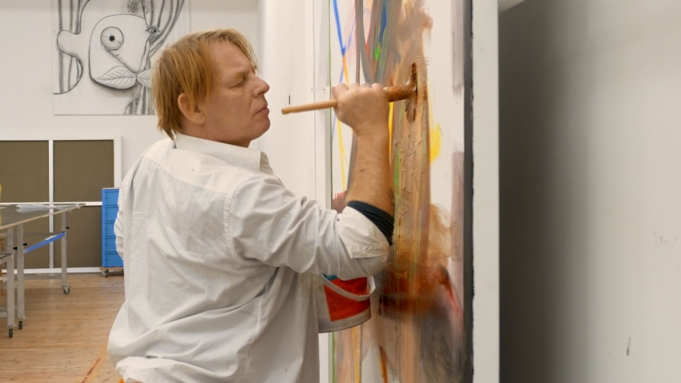 Trailer Debuts for 'The Painter' From