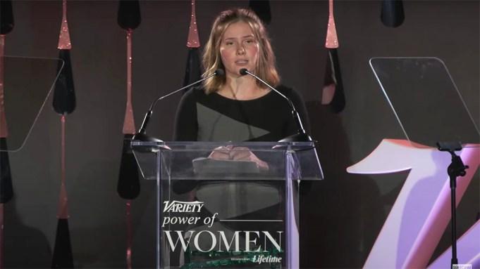 Paxton Smith Power of Women Speech